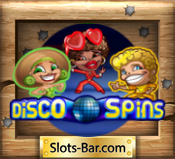 Игровой автомат Disco Spins