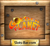 Игровой автомат Golden Planet