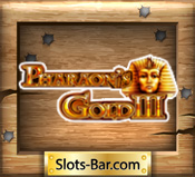 Игровой автомат Pharaohs Gold 3