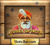 Игровой автомат Riches of India