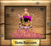 Игровой автомат Royal Treasures