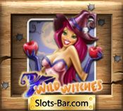 Игровой автомат Wild Witches