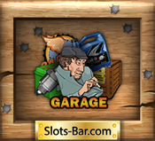 Игровой автомат Garage
